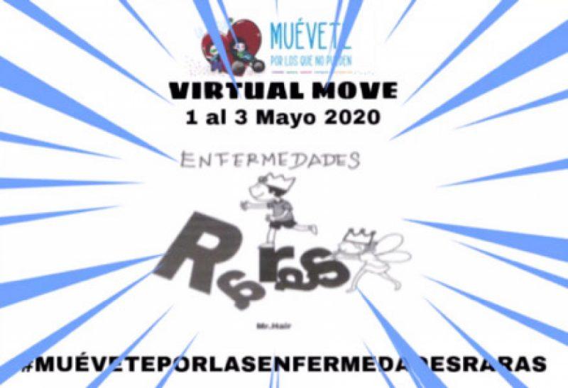 VIRTUAL MOVE by Muévete por los que no pueden