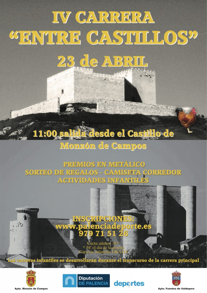 CARRERA ENTRE CASTILLOS